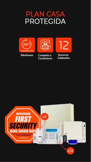 plan alarma casa protegida first web