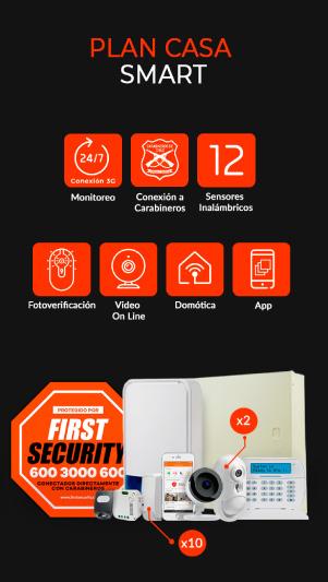 plan alarma casa smart firstsecurity